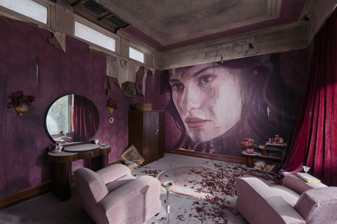 The Scarlette Room