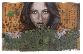 Rone-2014-'Poison Ivy'-Mixed Media on re