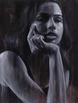 Rone--'xxxxxxx'-Mixed Media on Canvas -1