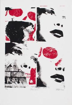 Rone--'Dead Jane (screenprint)'-2C hand