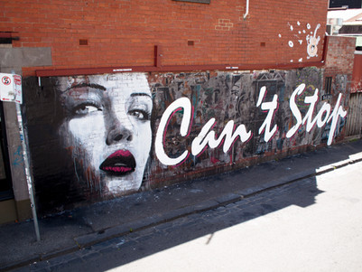 'Cant Stop'-Rone Wonder
