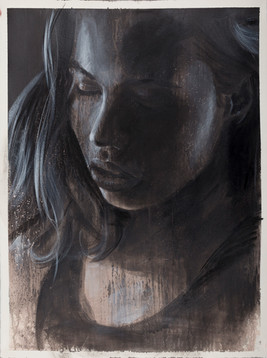Rone-2016-'Study for Mary Of The Wild Mo