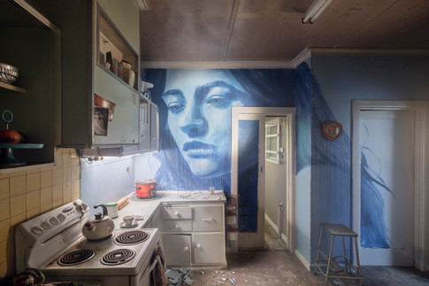 Rone-2017-'The Kitchen'-- Omega Project