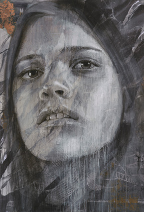 Rone-2015-'unbreakable'-Mixed Media on C