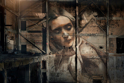 Rone-2017-'Last Shift'-- Alpha Project -