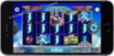 ジパングカジノのスマホ画像2