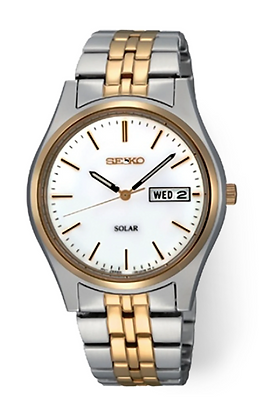 SEIKO ESSENTIALS EXPANDABLE WATCH
