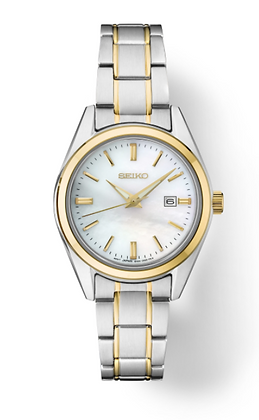 SEIKO TWO-TONE ESSENTIALS WATCH