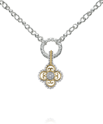 Vahan Diamond Pendant