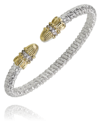 Vahan Petite Diamond Bangle