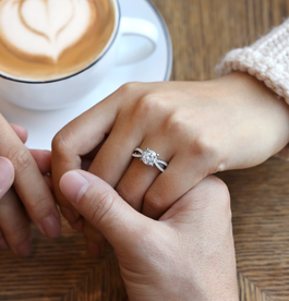 Engagment Rings at Novak Jewelers