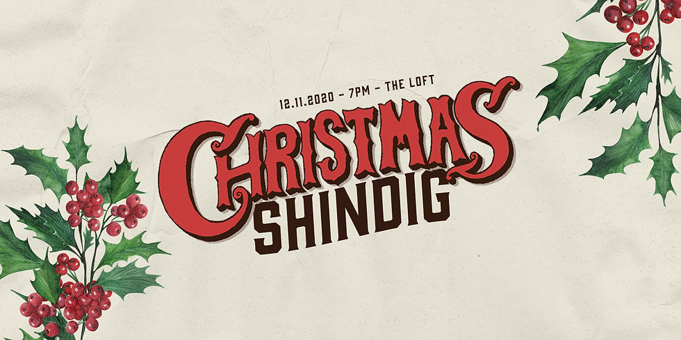 Christmas Shindig - CITGEYTH