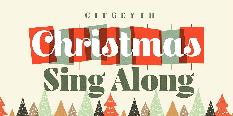 CITGEyth - Christmas Sing Along Recording