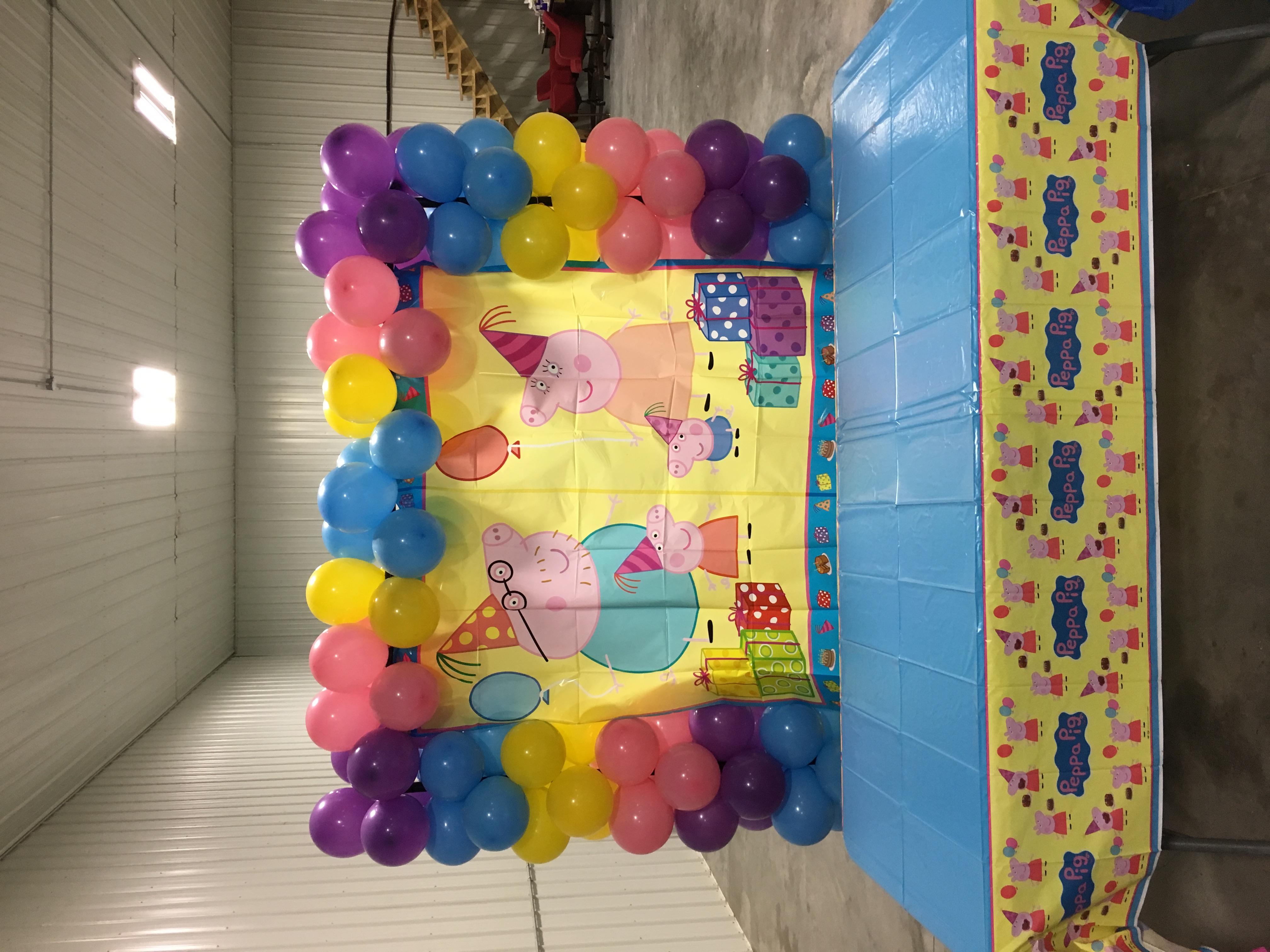 Balloon Frame, arch