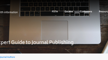 Access our free 10-part Journal Publishing Guide