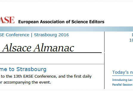 Alsace Almanac Back Issues!