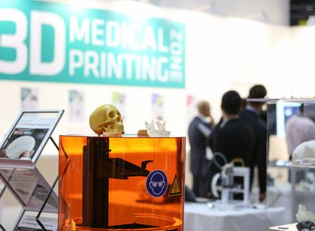 Arab Health Exhibition, January 2016