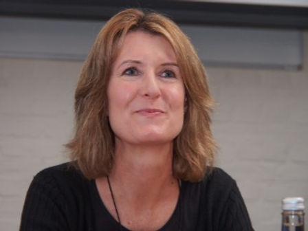 Sally Hardy   Chief Executive