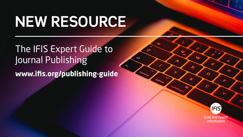 IFIS Expert Guide to Journal Publishing Flyer