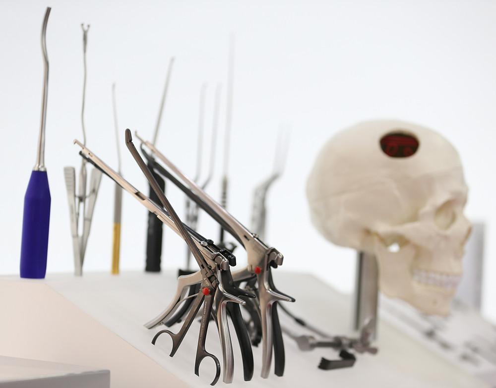 skull related medical equipment