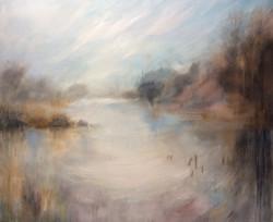 Morning Mist on the River Anton_C