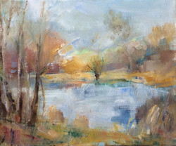 The Ponds, Cow Common