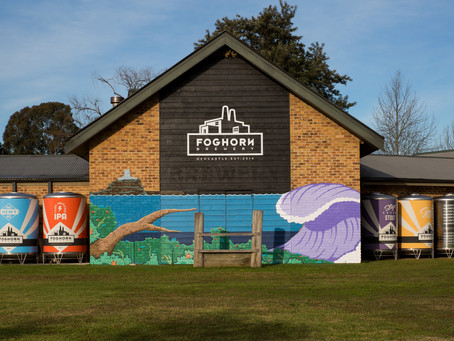 Foghorn Brewery Expands Into The Hunter Valley