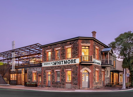 Sparkke Awarded South Australia's Top Award for Commercial Architecture