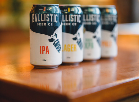 Founder First Brisbane based brewery Ballistic have released a fresh look and taste beer