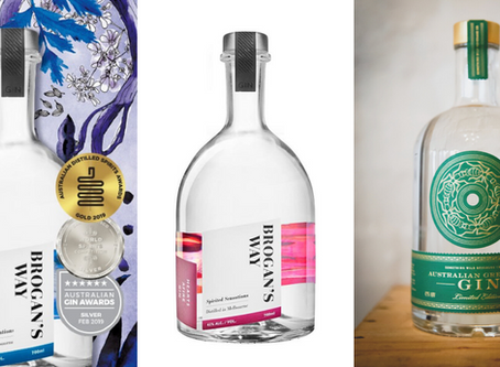 Brogan's Way and Green Ant Gin Win Silver at London Spirits Competition
