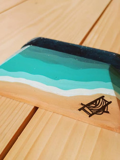 Phone Stand for a beach lover