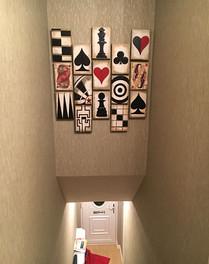 15 pc Collage (Poker theme)