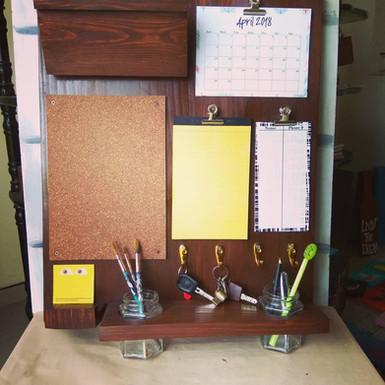 Wooden Organiser