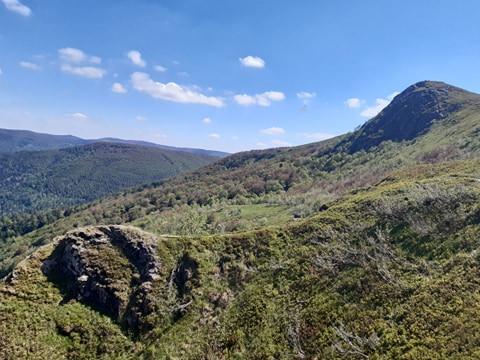 Les Hautes vosges (à 45km)