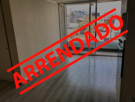Se arrienda Departamento a pasos del Metro Hospitales, Independencia. Amalia Errázuriz #956