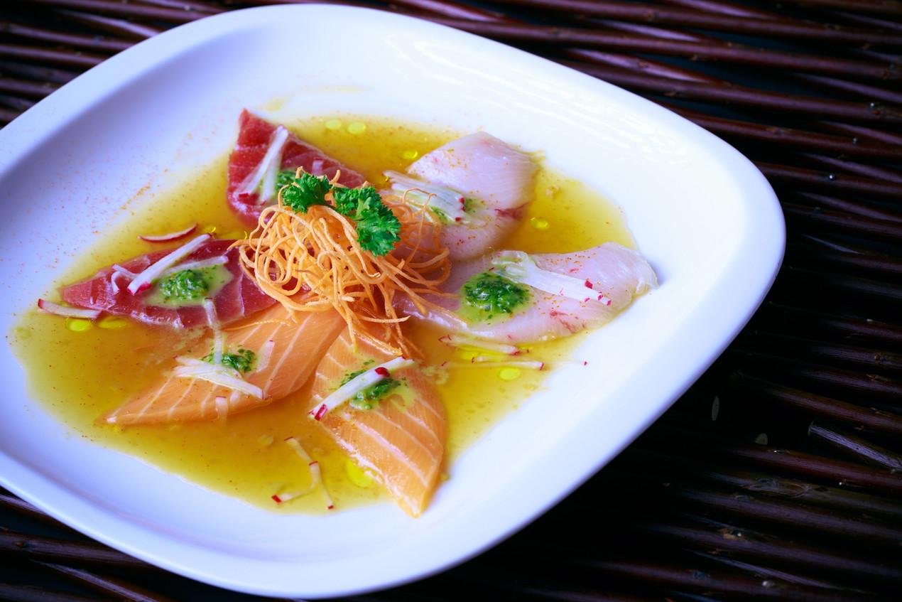 Assiette Sashimi