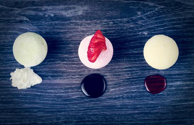 Dessert Mochi