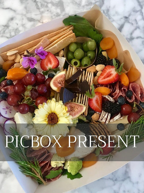 PICBOX Present