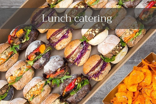 PiCBOX Lunch Catering