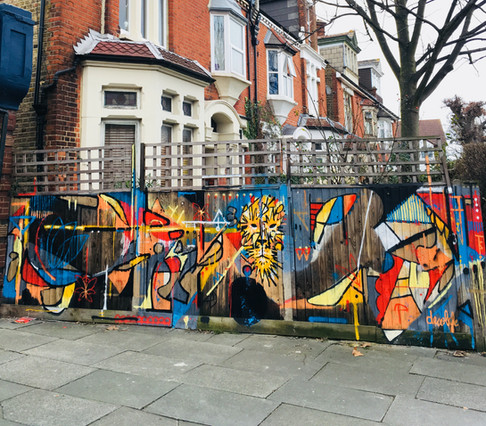 London - UK - 2018