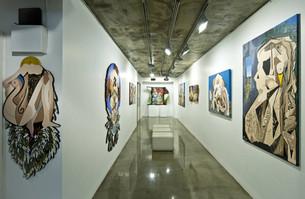 """Horizontal"" Istambul-Turkey 2016 at X-ist Gallery"