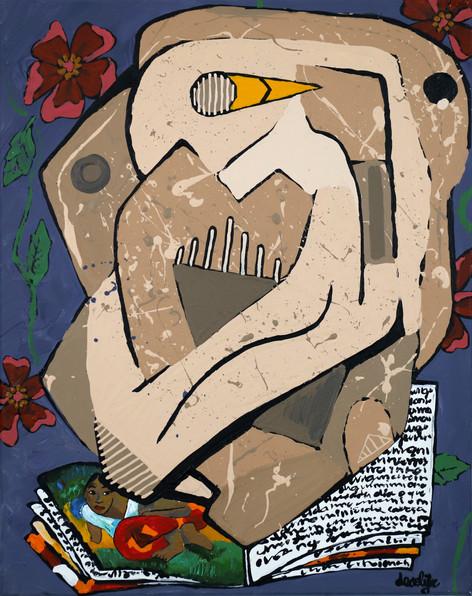 Art inspiring life