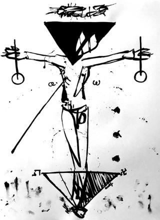 Crucifixion - A2 - 2017