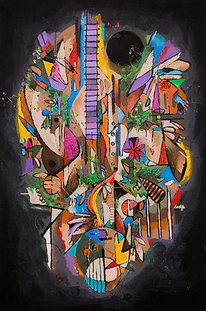Canvas Artworks , Decolife , Street art, Exhibition, Studio, London, Brazil, Arte de rua