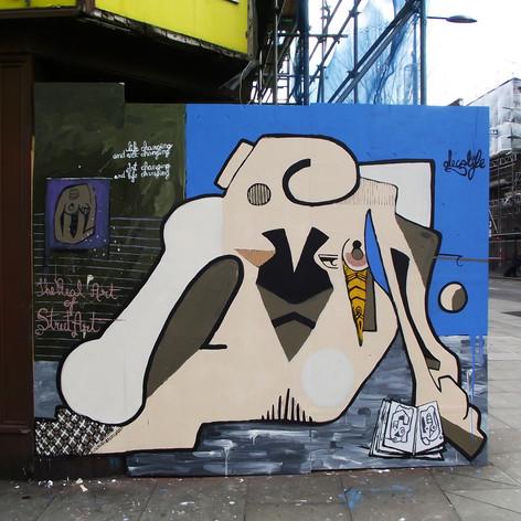 London Camden Town 2016