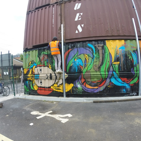 London Brixton 2015