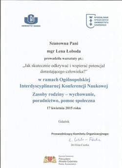 Uniwersytet Gdańsk