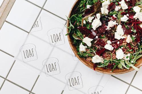 Quinoa salad - Sml $45 Lrg $90