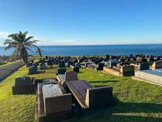 Burials and what you need to know.