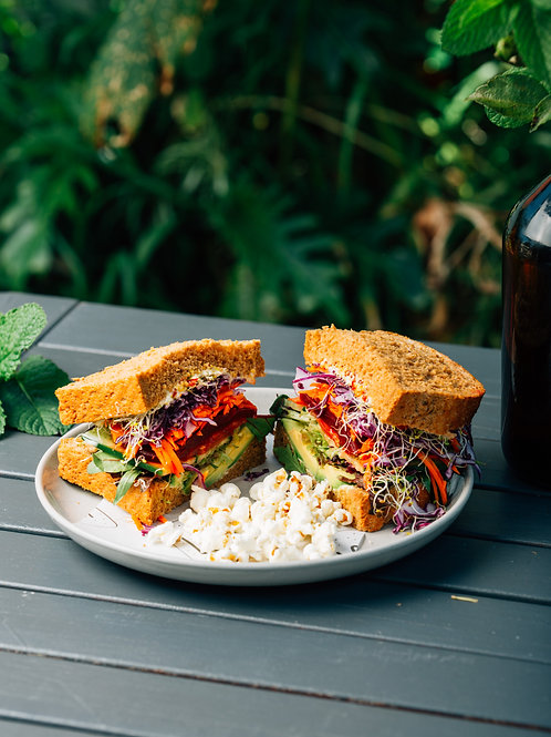Packed lunches - from $15